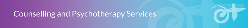 Counselling and Psychotherapy Services