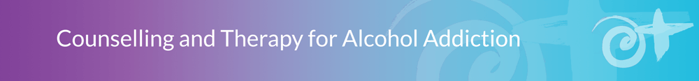 Counselling and therapy for alcohol addiction
