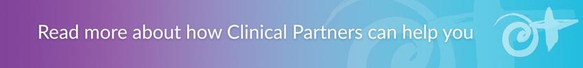 How Clinical Partners can help you