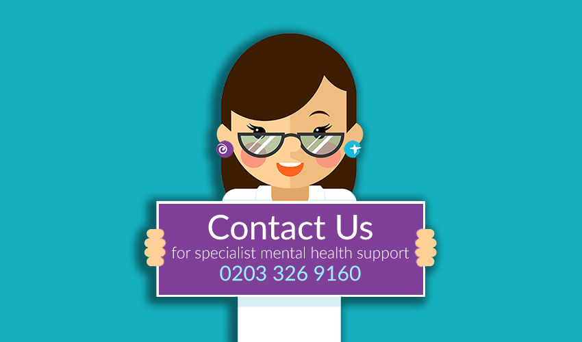 Specialist Mental Health Support