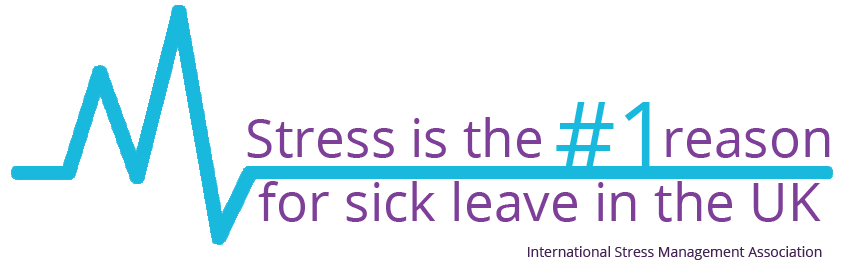 Stress is the number one cause of sick leave in the uk