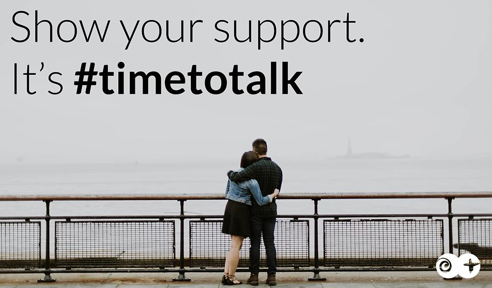 Support mental health conversations