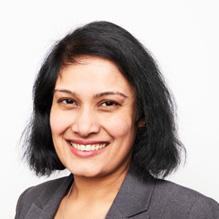 Dr Geeta Krishnan