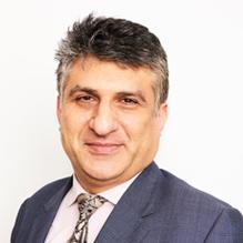 Dr Ilyas Mirza - Consultant Adult Psychiatrist