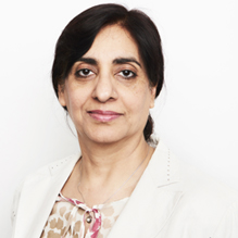 Dr Lubna Anwar - Consultant Psychiatrist