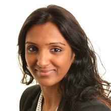 Dr Vicky Thakordas-Desai - Consultant Forensic Psychologist