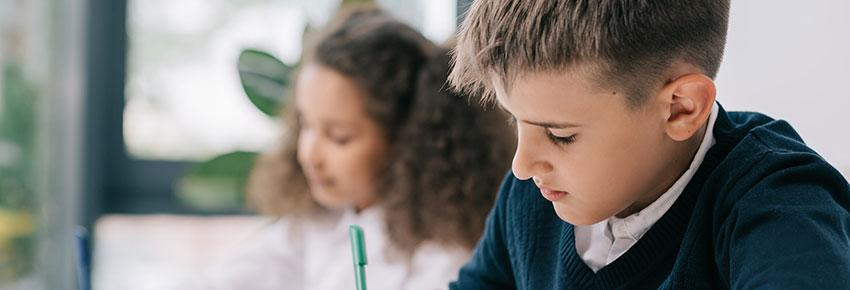How can I help my child with stress and when should I seek professional help?