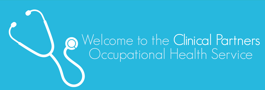 Welcome to  the Clinical Partners Occupational Health Service