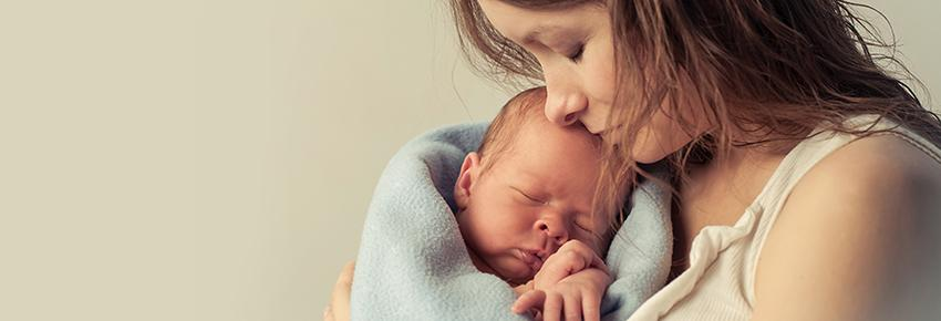Why We're Weaving a New Story - About Post-Natal Depression
